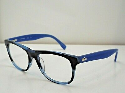 1cdd213498f4 NEW LACOSTE L 2749 424 Blue Eyeglasses Authentic Rx Frame L2749 52 ...