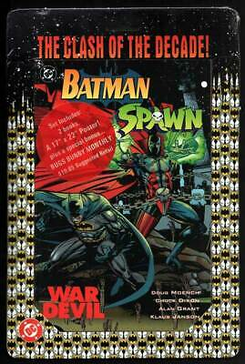 Clash of Decade SPAWN/BATMAN Miller McFarlane IMAGE - BATMAN/SPAWN '94 DC COMICS