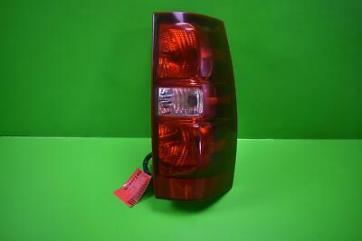 2007 - 2014 Chevy Tahoe Passenger RH Tail Light Lamp Assembly 15200055