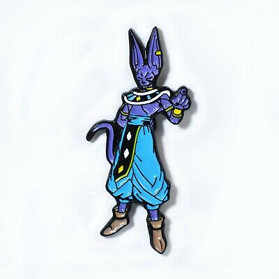 Lord Beerus Dragon Ball Z Wcf World Collectable Figure Vol 1 Movie