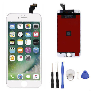 For iPhone 6 A1549 A1589 LCD Screen Replacement Digitizer Assembly Kit Lot A+