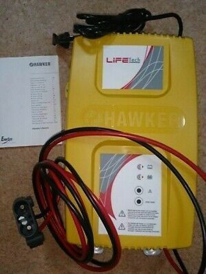 Hawker 3LT48/140 Lifetech Power Charger High Frequency Forklift Truck Charger