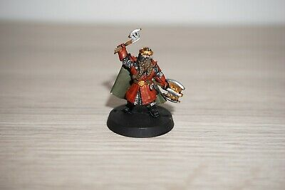 Warhammer LOTR - Lord Of The Rings Breaking of the Fellowship Gimli - Metal