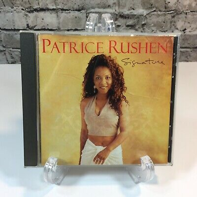 Signature by Patrice Rushen CD Jul-1997 Discovery Records USA