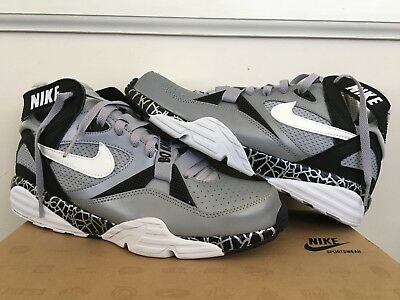 71dda009b2ce Nike Air Trainer Max 91 QS NFL Bo Knows Jackson Oakland Raiders Men 8.5 #34
