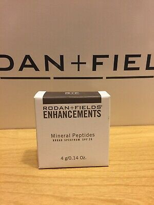 e29ad4f01e4 Rodan and Fields Enhancements Mineral Peptides SPF 20 LIGHT EXP 5/20- NEW UT