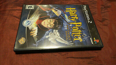 PlayStation 2  Harry Potter and the Sorcerer's Stone(2003) Video Game Disc PS2