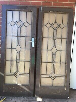 Period Art Deco Door