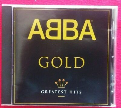 Abba Gold greatest hits cd in good used condition postage included