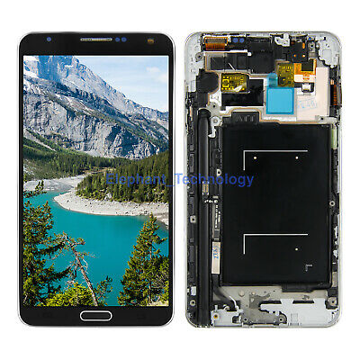 AAA For Samsung Galaxy Note 3 AT&T N900A N900T LCD Display Touch Screen Parts