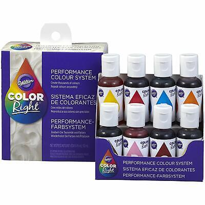 Wilton Color Right Performance Colour System For Icing