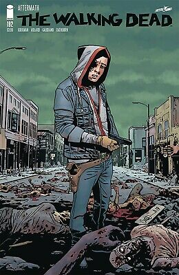 Walking Dead #192 Cover A - Death Of Rick Grimes - 1St Print - Image