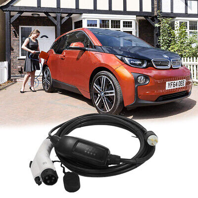 Electric Car Charger 6-20 Plug Level 2 Charger EV 240V Vehicle Charger