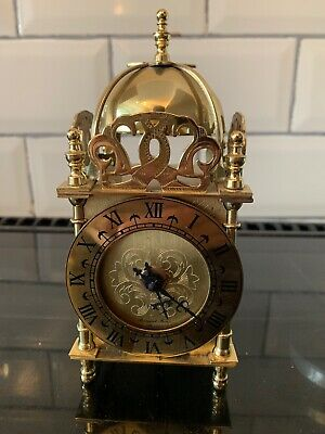 brass carriage clock by Bornand Freres Bicester