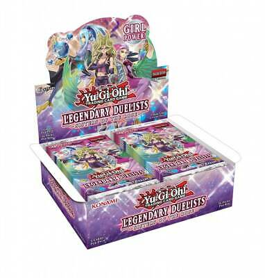 YU-GI-OH! TCG Legendary Duelist: Sisters of the Rose Booster (Sealed Box)