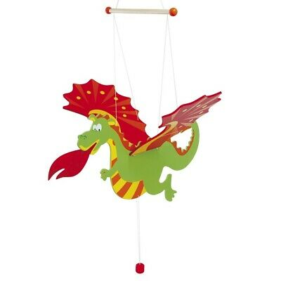 Mobile dragon en bois - Ulysse 22783