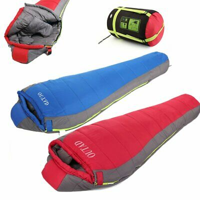 CATUO 400 4 Season 400 XL Camping Hiking Mummy Sleeping Bag Outdoor Activity