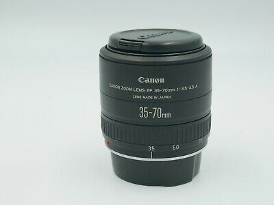 CANON EF 35-70mm 3.5-4.5A