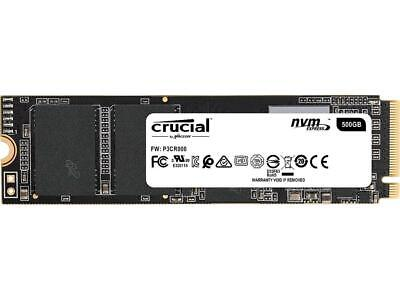 Open Pack - Crucial SSD P1 500GB NVMe PCIe M.2 2280 3D NAND 500G CT500P1SSD8