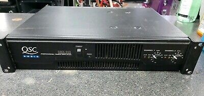 QSC Audio Professional Power Amplifier RMX 850