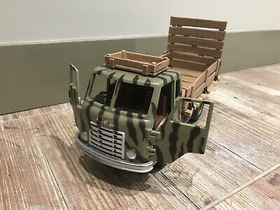 Collectable Schleich Safari Truck 42004