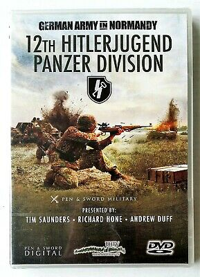 German Army in Normady: 12th Hitlerjugend Panzer Division (DVD) NEW