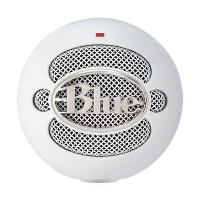 Blue Microphones Snowball iCE USB Microphone ( glassy white ) without stand