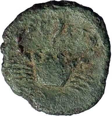 BRETTII Brettian League in BRUTTIUM 214BC 2nd Punic War Time GREEK Coin i77234
