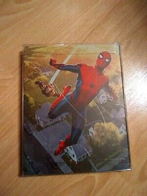 Spider-Man: Homecoming 4K Exclusive SteelBook BEST BUY - No Dents Protect Sleeve