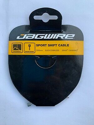 Jagwire Sport dérailleur Cable Slick Stainless 1.1x3100mm Campagnolo Tandem