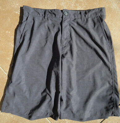 69a6209c2f OP Opflex 4 Way Stretch Lightweight Slate Marled Shorts Wet or Dry Size 32