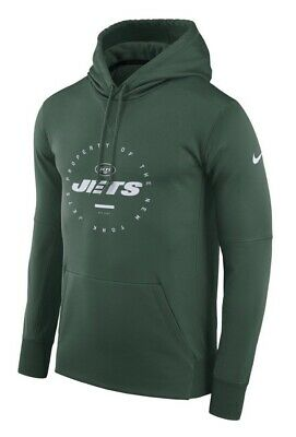 e3533cb1fb6 NIKE NEW YORK Jets - Green Therma-Fit Jacket (Size Small) - Used ...