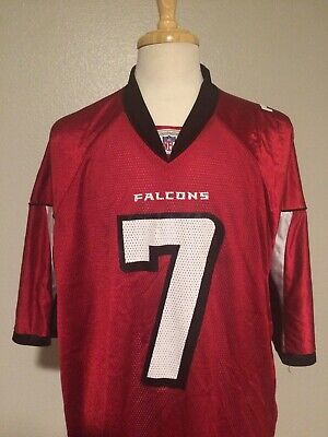 new product efb0f 7b981 ATLANTA FALCONS THROWBACK Michael Vick NFL Authentic Jersey ...