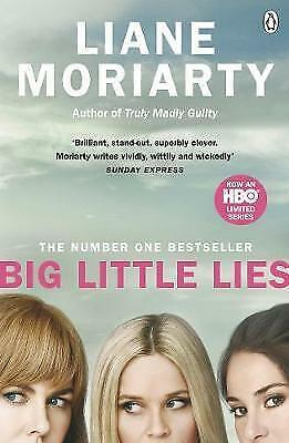 Big Little Lies: Now an HBO limited series by Liane Moriarty (Paperback, 2017)