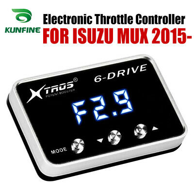 Car Electronic Throttle Controller Accelerator WindBooster For ISUZU MUX 2015-