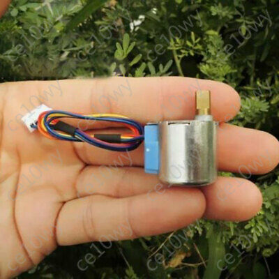 20mm Stepper Motor 4-Phase 5-Wire Gearbox Stepping Motor Micro Controller DIY