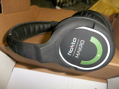 NOKTA / MAKRO 2.4Hz WIRELESS HEADPHONES GREEN EDITION