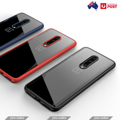 OnePlus 7 Pro Case Tough HD Slim Armor Heavy Duty Transparent Shockproof OnePl 7