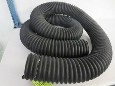 "McMASTER-CARR 5398K15 CRUSHPROOF DUCT HOSE FOR EXHAUST FUMES; 4"" ID; 4-13/16"" OD"