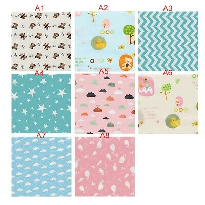 Baby Changing Mat Cover Diaper Nappy Change Pad Waterproof Toddler Infant S/M