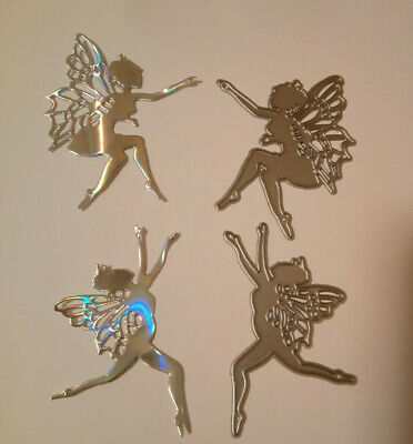 0272 Fairy On A Toadstool Metal Cutting Die