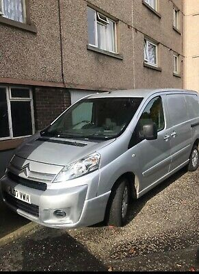 Citroen dispatch van Silver(read description)