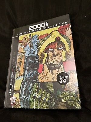 2000ad The Ultimate Collection issue 34