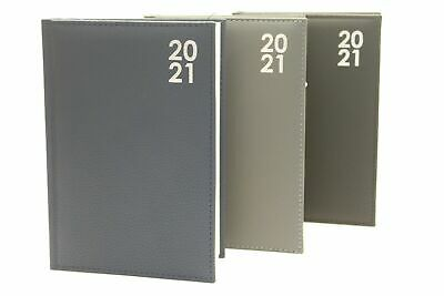 2020 A5 Or A4 Quality Soft Padded 'Week To View Or Day A Page' Diary & Planner.