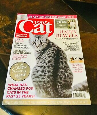 Your Cat Magazine May 2019 Issue. VGC.