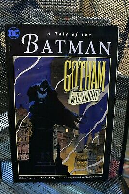 A Tale of The Batman Gotham by Gaslight DC Comics TPB 2006 Edition Mike Mignola