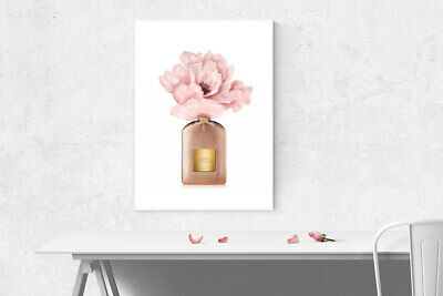 Tom Ford Perfume Rose Gold Bottle Fashion Poster Wall Art Print Home Decor A4