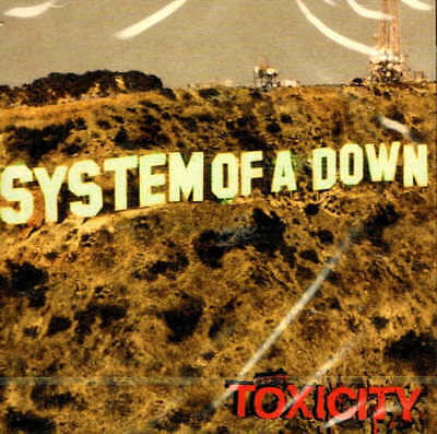 System Of A Down - Toxicity ** NEU + OVP ** Rock