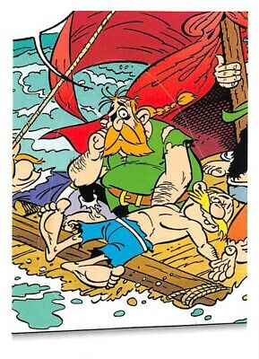 stickers Panini Carrefour  Astérix N° 108