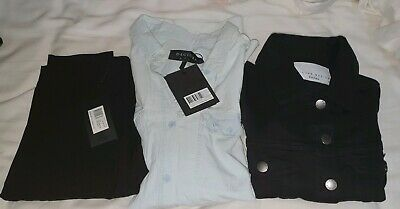 Decjuba Mixed Lot Womens pants and tops all size 8